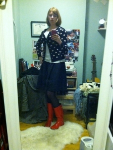 awesome rain boots vanity